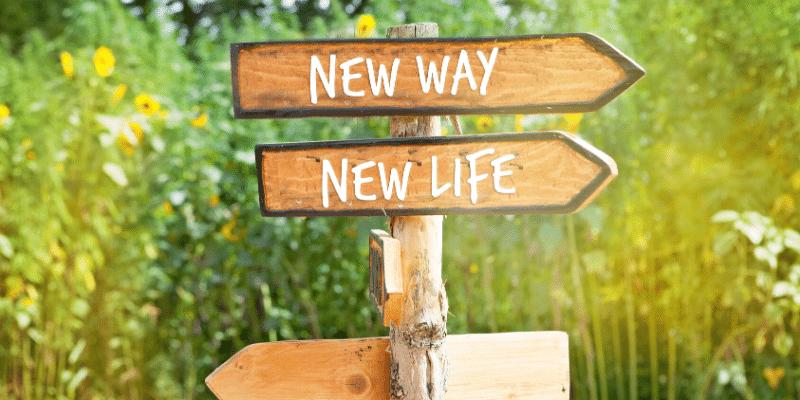 New way new life